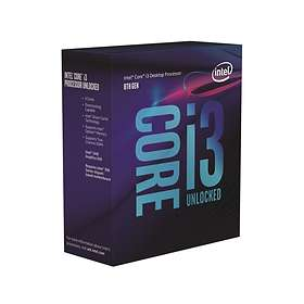Intel Core i3 9350KF 3,6GHz Socket 1151-2 Box without Cooler