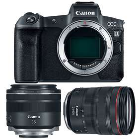 Canon EOS R + 24-105/4.0 L IS USM + 35/1.8 RF