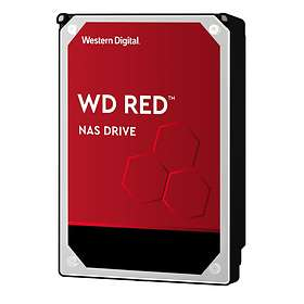 WD Red WD60EFAX 256Mo 6To