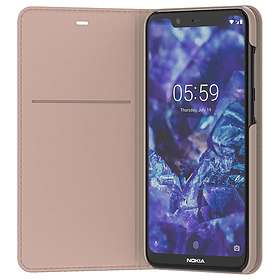 Nokia Entertainment Flip Cover for Nokia 5.1 Plus