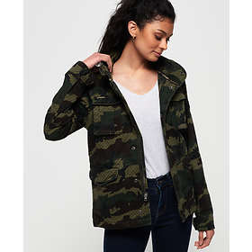 Superdry Jade Rookie Pocket Jacket (Dam)