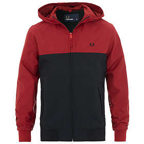 Fred Perry Hooded Pannel Brentham Jacket (Men's)