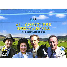 All Creatures Great & Small - Series 1-7