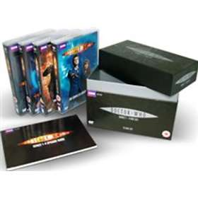 Doctor Who: The New Series - Season 1-4