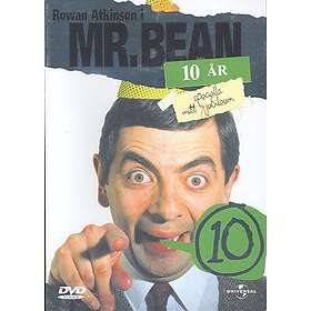 Mr Bean 10 År volume 2