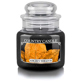 Country Candle Mini Jar Scented Candle Golden Tobacco