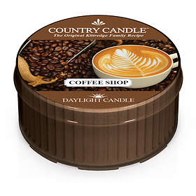 Country Candle Daylight Scented Candle Coffee Shop