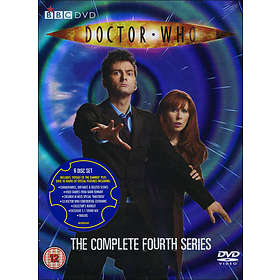 Doctor Who: The New Series -  The Complete Series 4