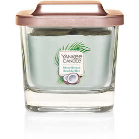 Yankee Candle Small Square Vessel Shore Breeze