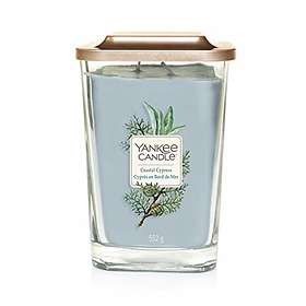 Yankee Candle Large Square Vessel Coastal Cypress