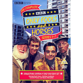 Only fools and horses - Series 1-7 Box
