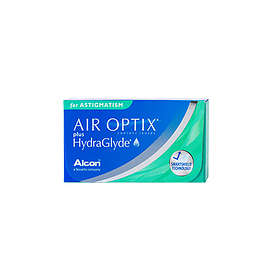 Alcon Air Optix Plus HydraGlyde for Astigmatism (3-pack)
