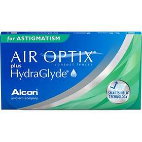 Alcon Air Optix Plus HydraGlyde for Astigmatism (6-pack)