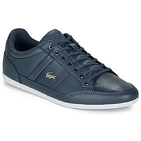 lacoste chaymon synthetic  leather men's best price