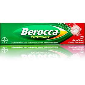 Bayer Berocca 15 Effervescent Tablets