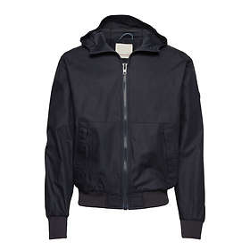 Knowledge Cotton Apparel Sporty Look Hood Jacket (Dam)