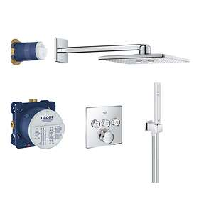 Grohe SmartControl Rainshower 310 SmartActive Cube (Chrome)