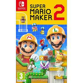 Super Mario Maker 2 (Switch)