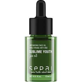 Sepai Sublime Youth Face Oil 15ml