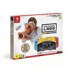 Nintendo Labo VR Kit (Starter Set + Blaster) (Switch)