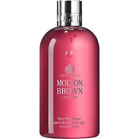 Molton Brown Fiery Pink Pepperpod Pampering Body Polisher 50g