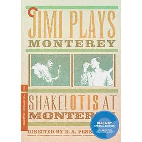 Jimi Plays Monterey / Shake! Otis at Monterey - Criterion Collecti (US)