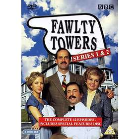 Fawlty Towers - Complete Collection
