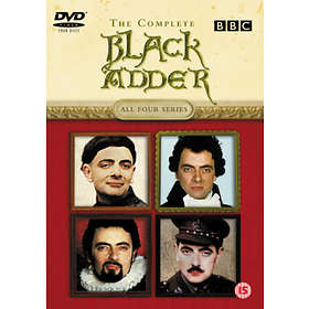The Complete Black Adder