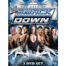 WWE - The Best of Smackdown: 10th Anniversary Edition (3-Disc)