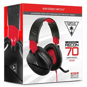 Turtle Beach Recon 70 For Nintendo Switch