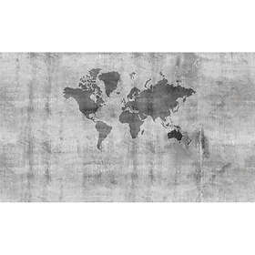 Mr Perswall Concrete World Map (P270201-10)