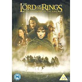 LOTR: The Fellowship of the Ring (UK)