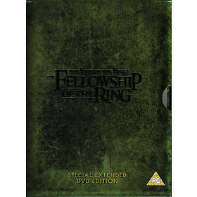 LOTR: The Fellowship of the Ring - Special Extended Edition (4-Disc)