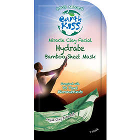 Montagne Jeunesse Earth Kiss Miracle Clay Hydrate Bamboo Sheet Mask 1st