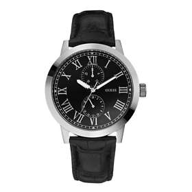 Guess Men Dress Steel W85043G1