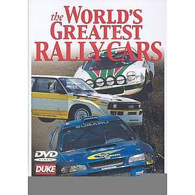 Worlds Greatest Rallycars