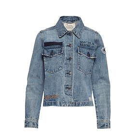 Odd Molly Peace Player Denim Jacket (Dam)