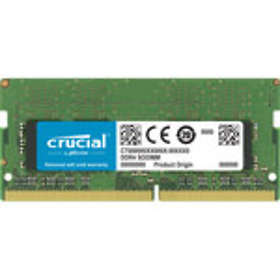 Crucial SO-DIMM DDR4 3200MHz 16GB (CT16G4SFD832A)