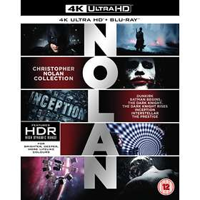 Christopher Nolan: Collection 4K Ultra HD