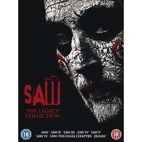 Saw - The Legacy Collection