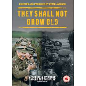 They Shall Not Grow Old (UK)