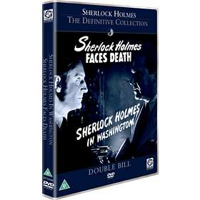 Sherlock Holmes: Faces Death & In Washington (UK)