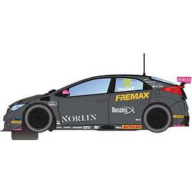 Scalextric Honda Civic Type R BTCC 2018 Chris Smiley (C4015)
