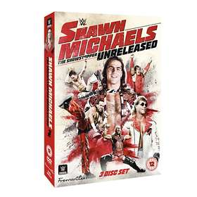 WWE Shawn Michaels: The Showstopper Unreleased (UK)