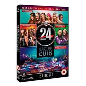 WWE 24: The Best Of 2018 (UK)