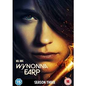 Wynonna Earp - Season 3 (UK)
