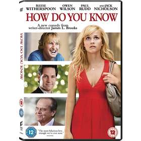 How Do You Know (UK)