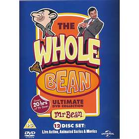 Mr Bean - The Whole Mr Bean Collection