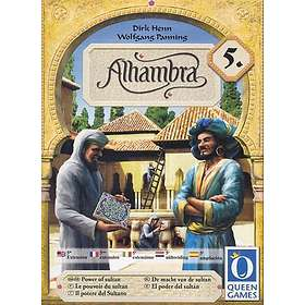 Alhambra: The Power of Sultan (exp. 5)