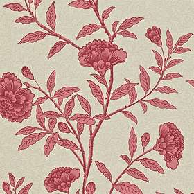 Sanderson Chinese Peony Red Orchid (DRCH212137)